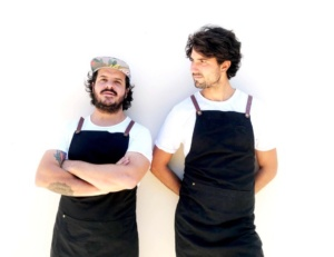 A Chef's Pocket Andres and Franco