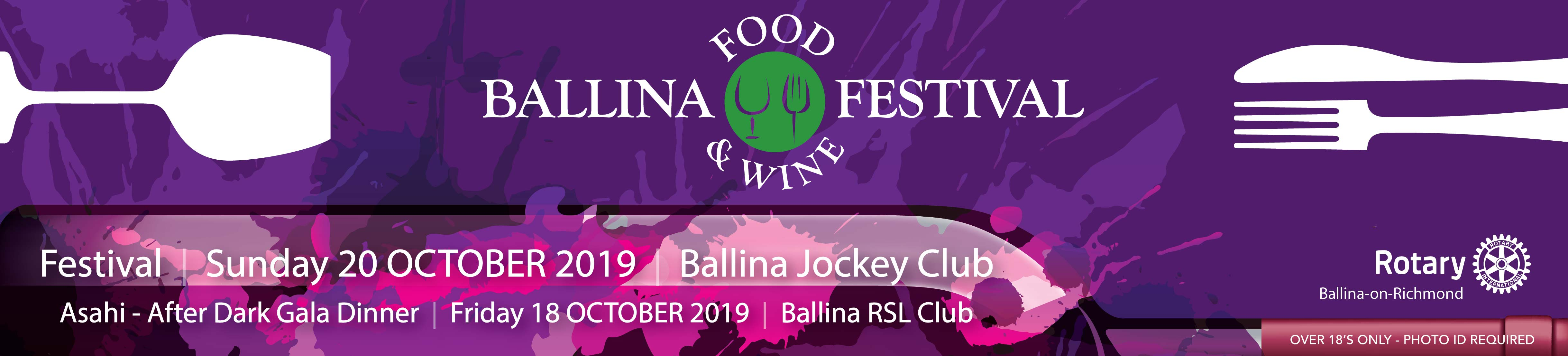 Ballina Food and Wine Festival